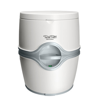 荷蘭THETFORD攜帶型電動沖水馬桶